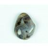 Agat z Madagaskaru wiercony 2mm